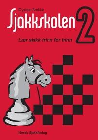 Forsiden på Sjakkskolen 2